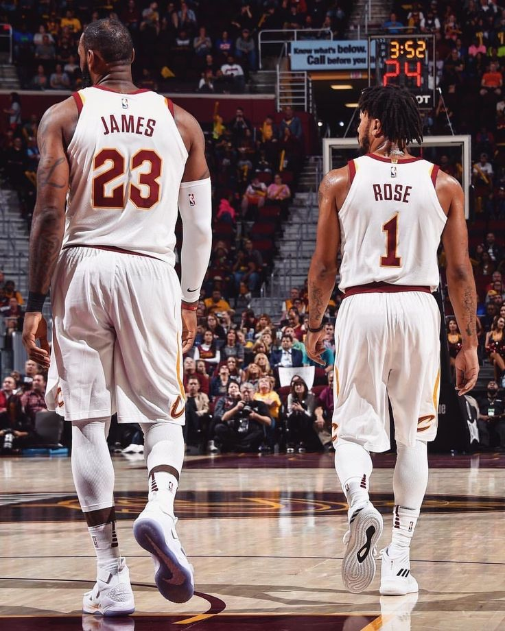 "LeBron James & Derrick Rose • ""Historically (Most) Valuable"""