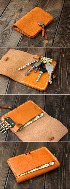 leather key case | Duram Factory