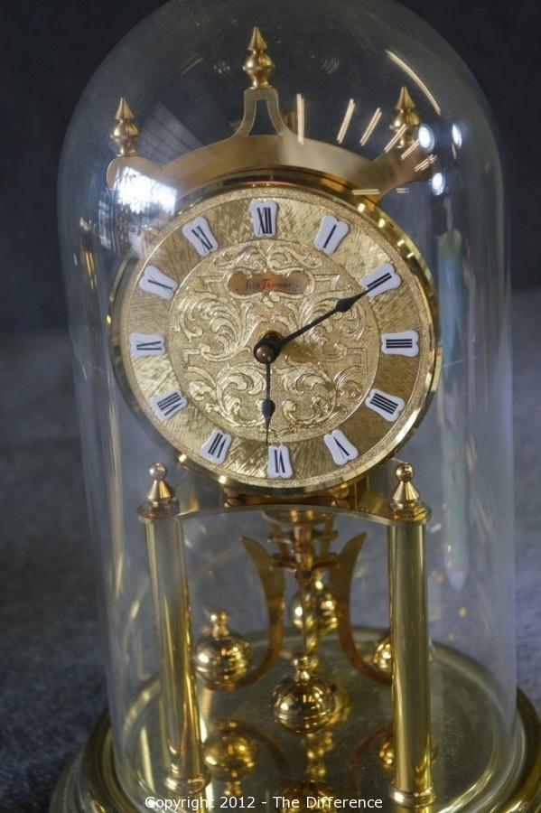 anniversary clock my had one loved watching the thingers spin around - Anniversary Clock