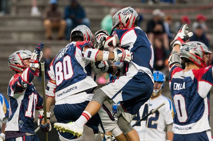 MLL Boston Cannons Lacrosse boys, College lacrosse, Lacrosse