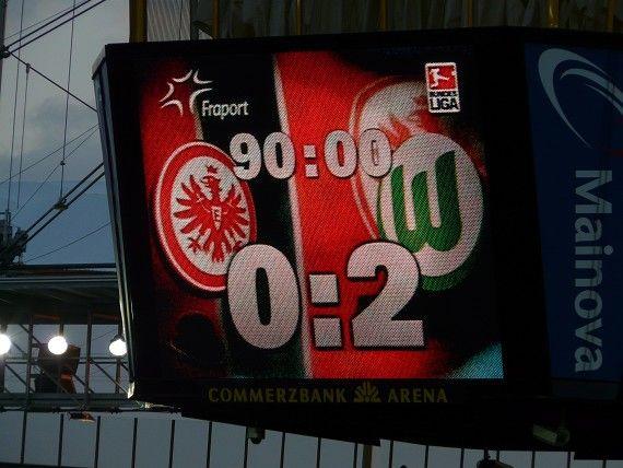 2:0 bei der Frankfurter Eintracht (14.02.2009) http://www.kicker.de/news/fussball/bundesliga/spieltag/1-bundesliga/2008-09/20/863588/spielanalyse_eintracht-frankfurt-32_vfl-wolfsburg-24.html