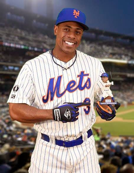 New York Mets - Curtis Granderson