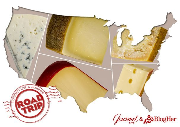 Seven Standout Cheese Shops - including Caputos in SLC which we love!