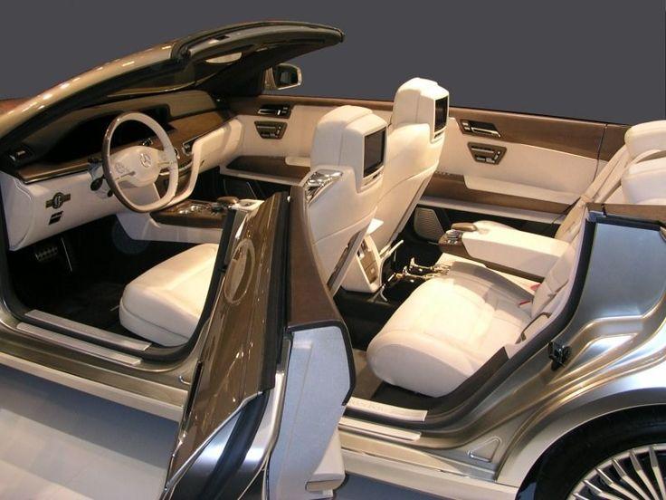 2016 Mercedes Benz S Class interior