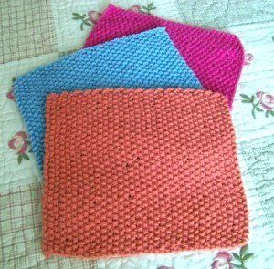 Classic Kitchen Dishcloth | AllFreeKnitting.com