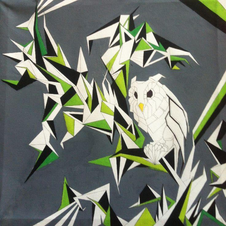 Mine owl!
