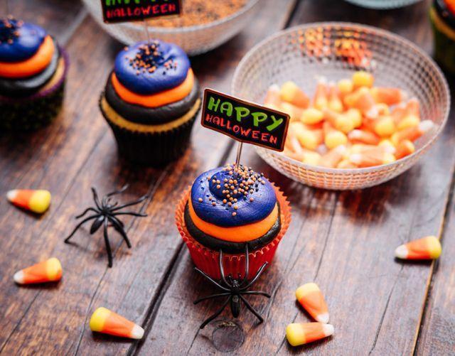 Cómo preparar cupcakes de Hallowen con Thermomix   Trucos de cocina Thermomix   Bloglovin'