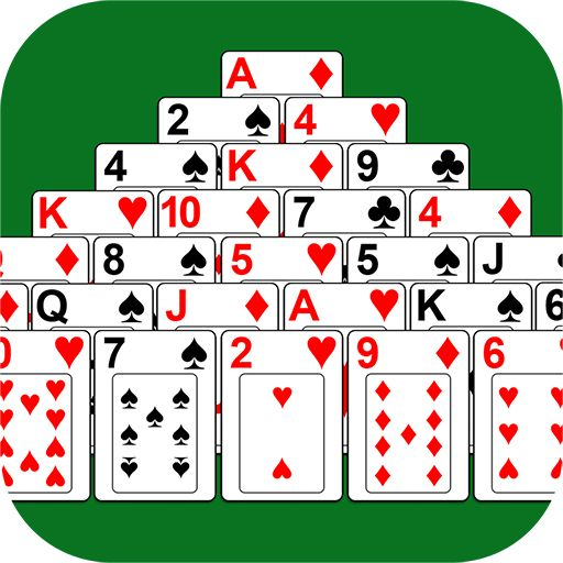Pyramid Solitaire  Unlimited free games  Undo feature  Personal stats  Game Circle leaderboards