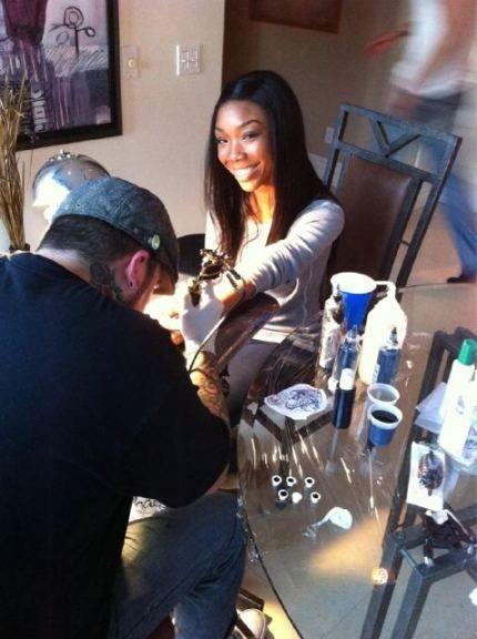 Brandys tattoo Twitpics