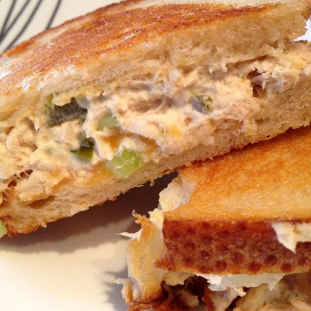 Spicy Tuna Melt - Every once in a while I enjoy a good home made sandwich, not one from a fast food chain. In this simple recipe I take the average tuna fish sandwich and bump it up a notch. Adding jalapeños for spice, celery for crunch and with the shredded cheddar cheese in the tuna fish mix it...Read More »