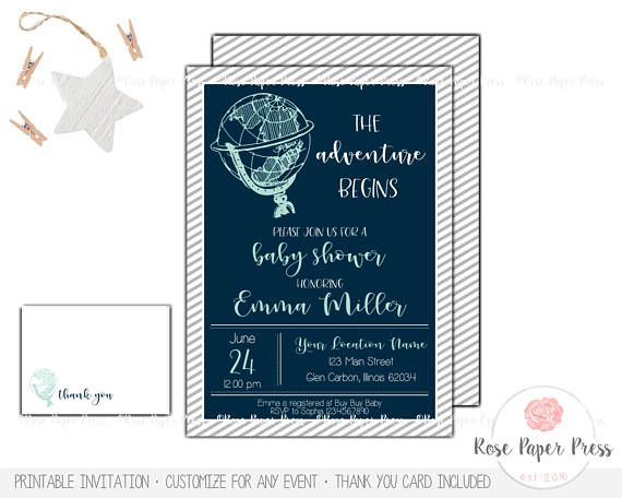 50 best Baby Shower Invitations images on Pinterest Invitation - invitation format for an event