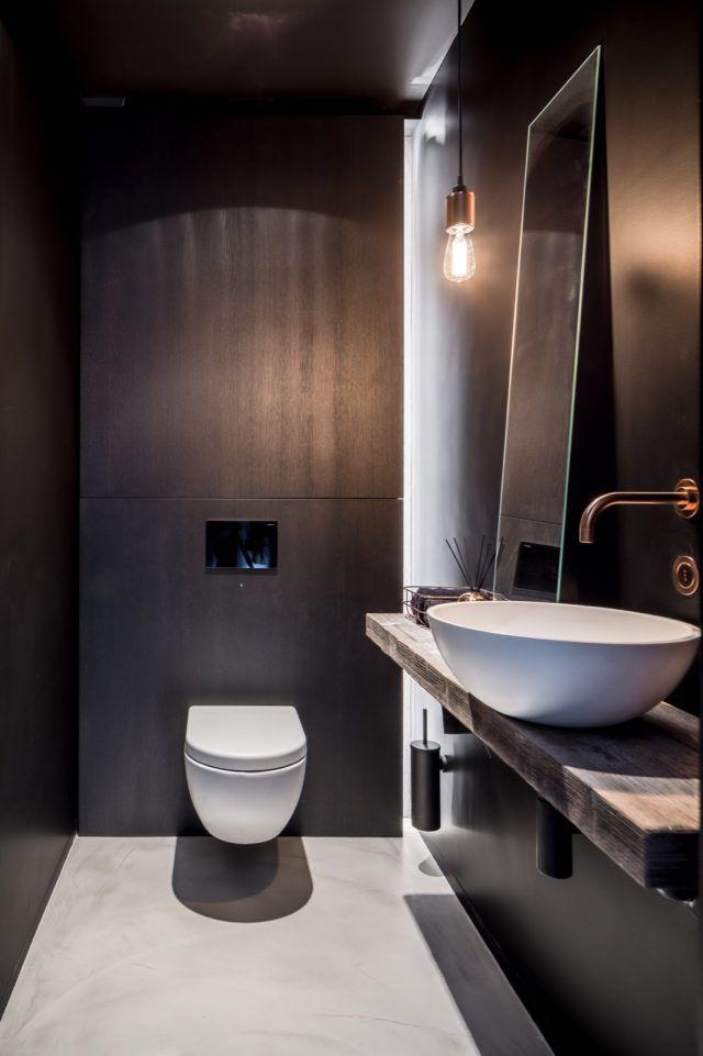 Luxe Toilet Met Wasbak En 2019 Salle De Toilette Salle