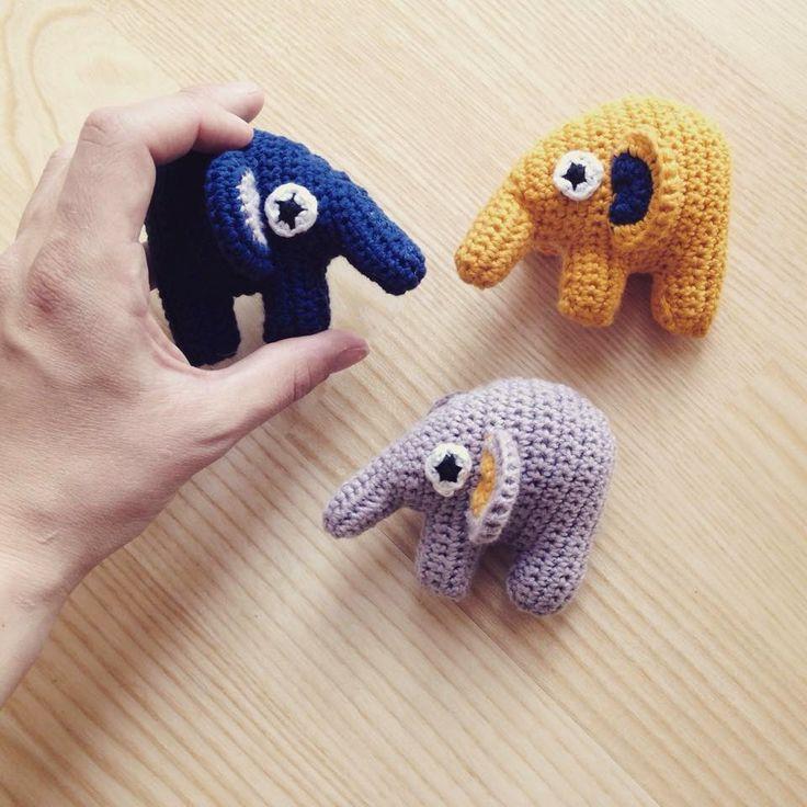 En elefant kom marcherende 🎶