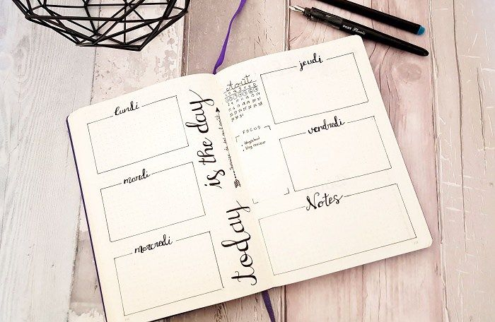 Objectif bien-être - Défi 8 : Trouve ton système d'organisation !