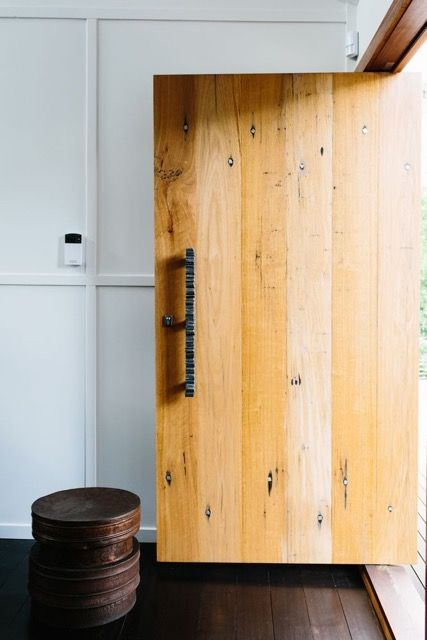 Recycled Timber Doors by Williams&Campion www.williamsandcampion.com.au