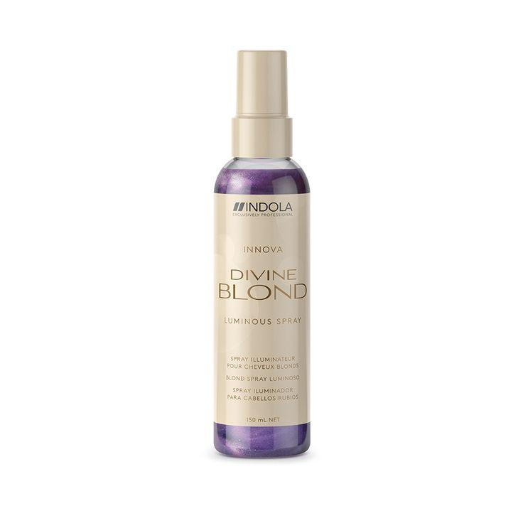 Indola Innova Devine Blond Luminous Spray 150ml.