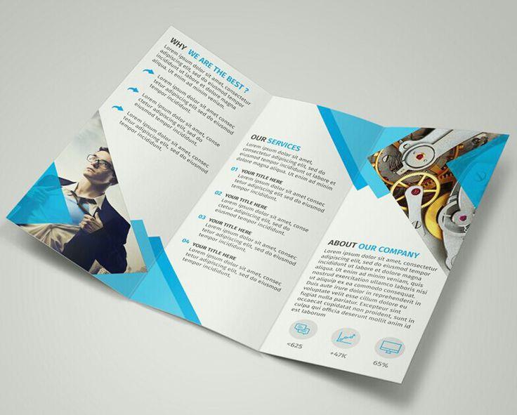 94 best brochure design template images on Pinterest Templates - sample college brochure