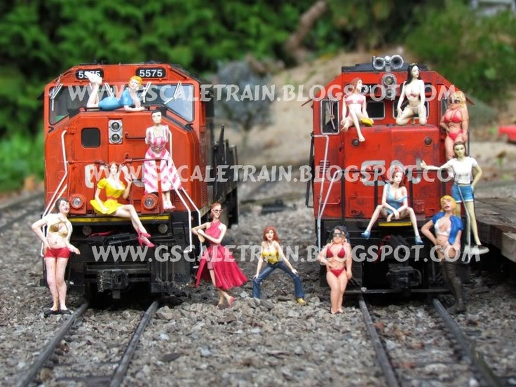Trendy Train: 05/21/18