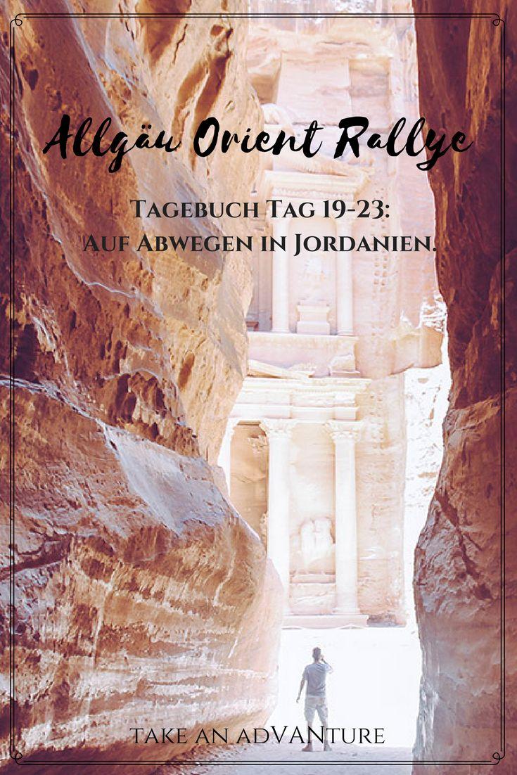 Ein Roadtrip durch Jordanien, im Zuge der Allgäu-Orient-Rallye (Europa-Orient-Rallye). Vom Toten Meer zur Wüstenstadt Petra, ins Wadi Rum u. zum Roten Meer. #Jordanien #Petra #WüstenstadtPetra #Amman #WadiRum #AllgäuOrientRallye