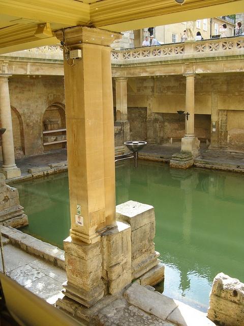 Roman Bath Nimes