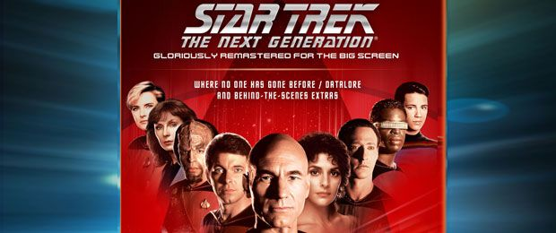 Star Trek TNG 25th Anniversary Event In Theaters July 23
