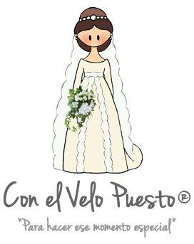 Nuevo sección del blog dedicada especialmente para novias! Con el Velo Puesto!