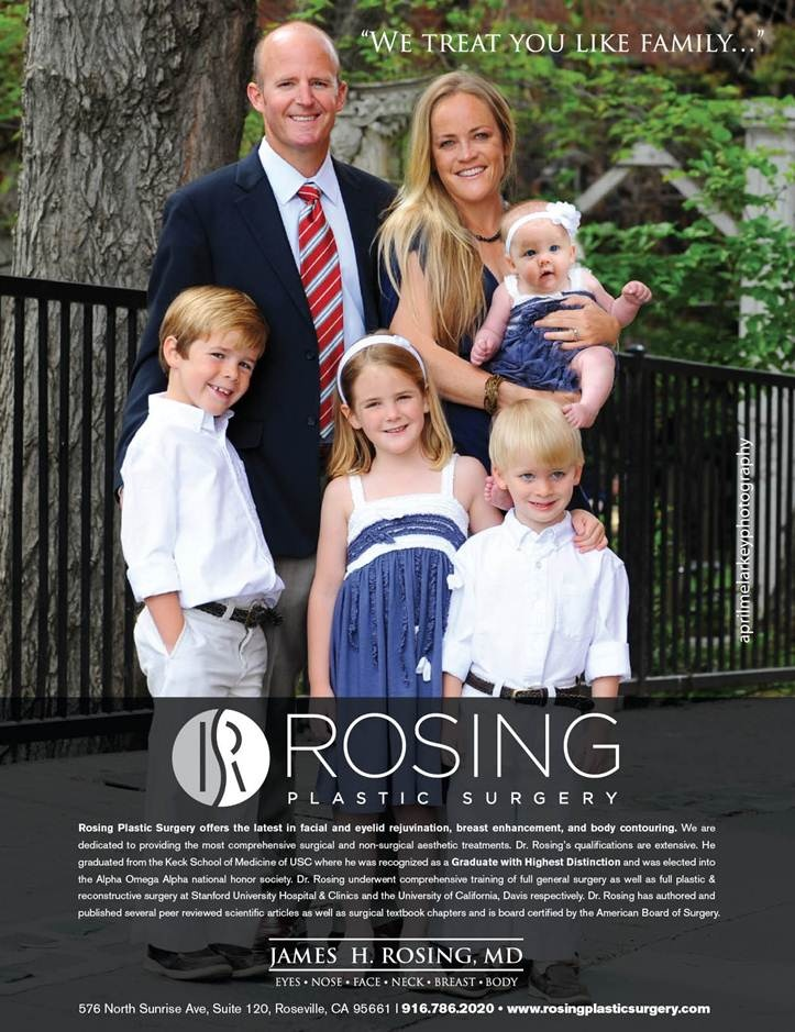 Dr. Rosing and his beautiful family. Body contouring