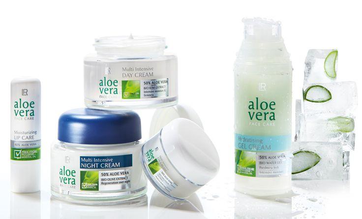 Trattamenti per la pelle Aloe Vera   LR Health & Beauty Systems