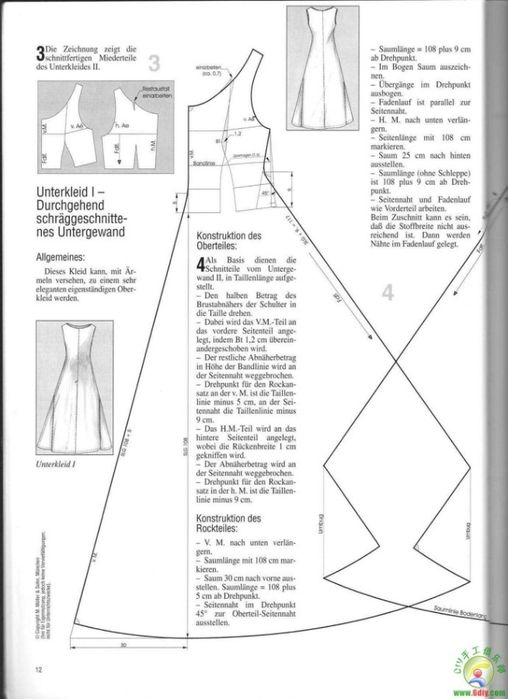 HISTORICAL DRESSES Pattern. Part 1 .. Discussion on LiveInternet - Russian Service Online Diaries