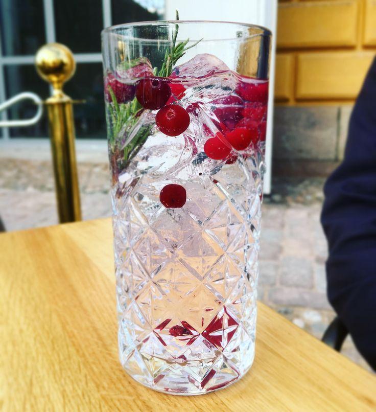 Napue Gin & Tonic - suomalaisten ylpeys - Pilkettä