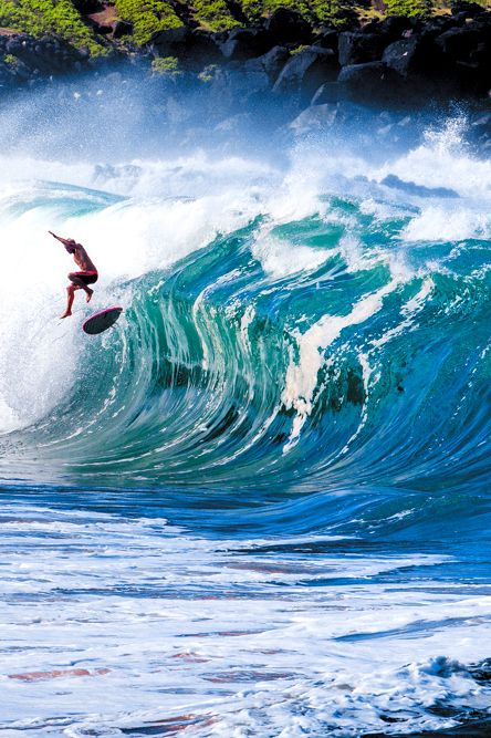 Best Surfing The Sport Of Kings Images On Pinterest Ocean - Guys sets himself on fire before surfing a huge wave