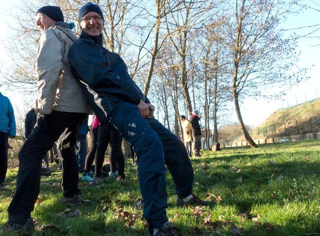 Marche Nordique & Fitness plein air / Marly-le-roi : Marche nordique Carrières Le Mesnil Maisons Lafitte