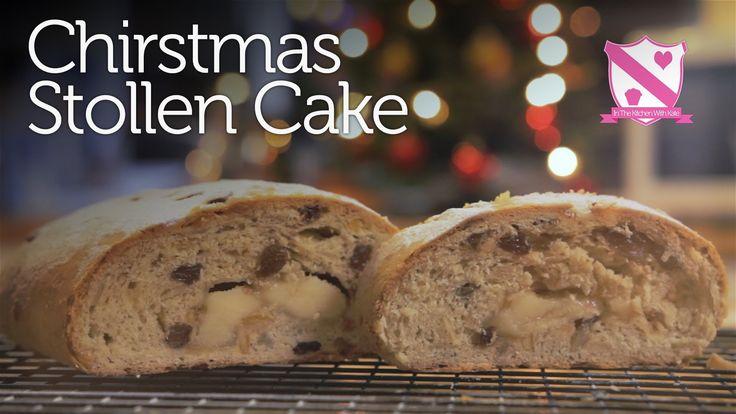 Christmas - Nigel Slater's Stollen Cake Recipe