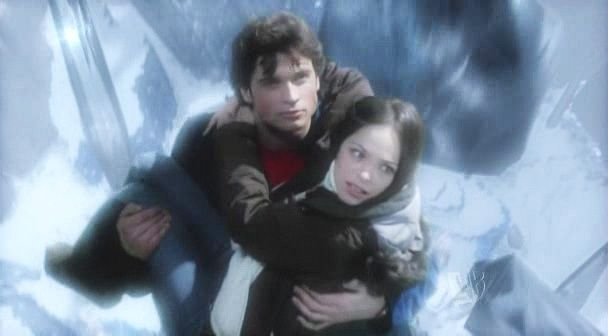 When does Chloe find out Clark's secret in Smallville?