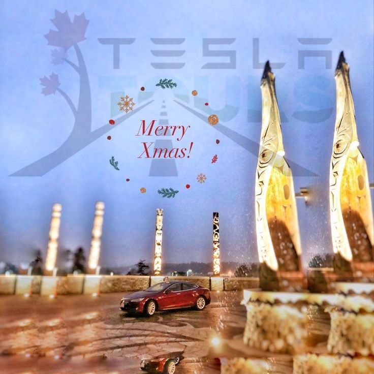 Wishing you & yours a wonderful 2017 Holiday Season & all the best for 2018!Thanks for helping us celebrate a fantastic first year of Tesla Touring!