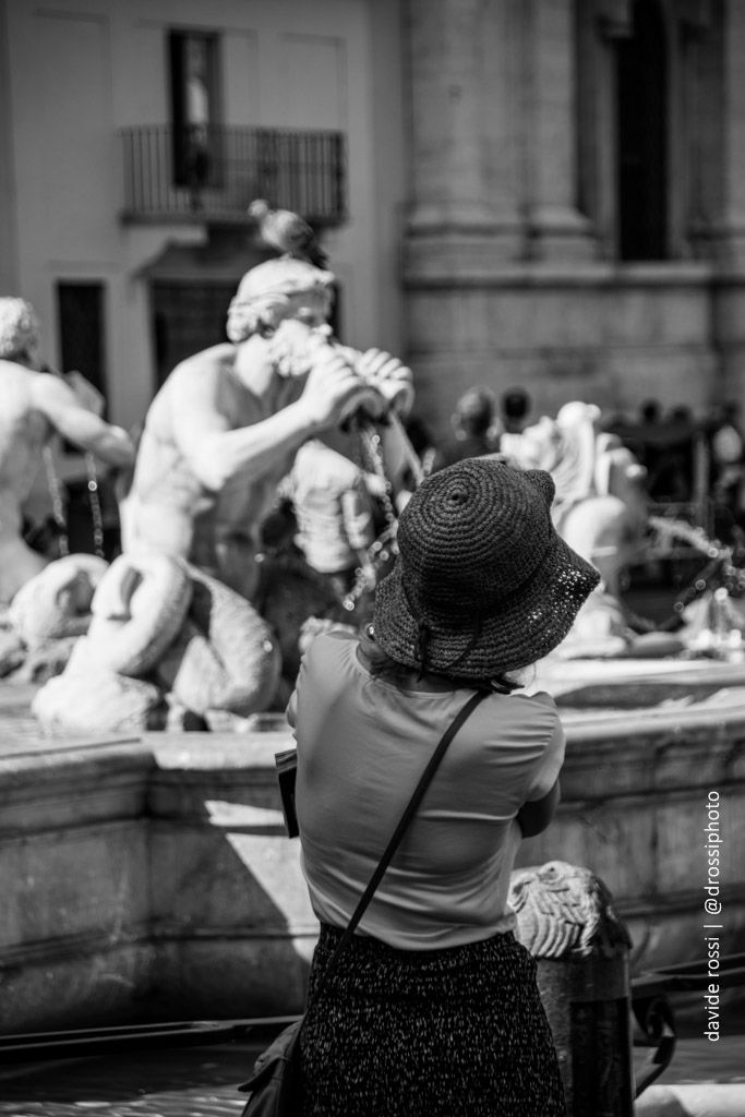Urban photography in Rome