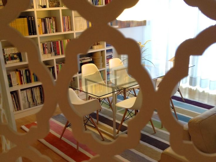 Restyling de espaços – Hall + Sala de estar + Sala de Jantar | Silvia Home Decor