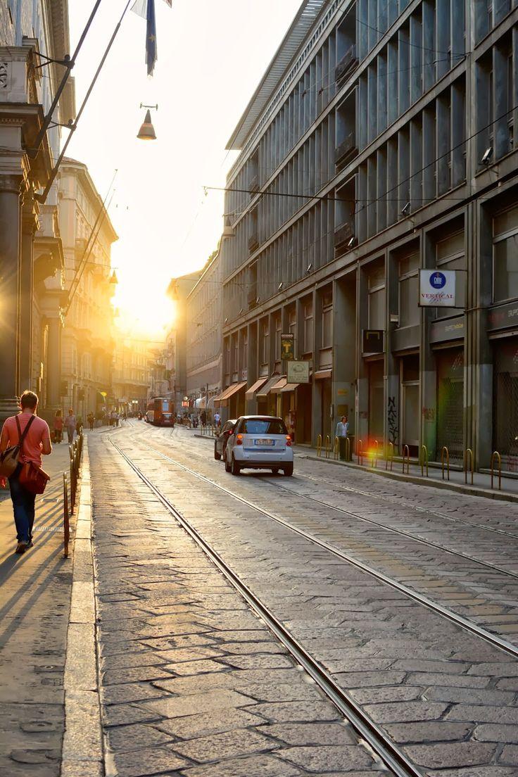 Milan, Italy - M and V Life So Far