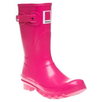 I just love these Pantone pink Barbour wellies - I think I will have to get a pair for the office.