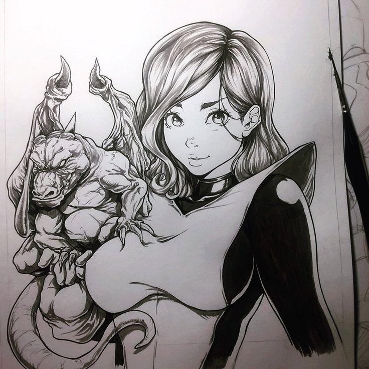 Kitty Pryde,Призрачная кошка, Китти Прайд,X-Men,Люди-Икс,Marvel,Вселенная Марвел,фэндомы,salaiix