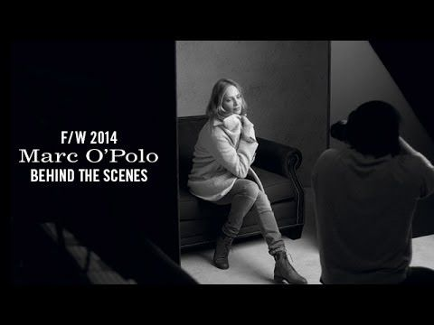 "The official Marc O'Polo Fall / Winter 2014 ""Behind The Scenes"" movie starring Uma Thurman. #umathurman #marcopolo #followyournature #fw14"