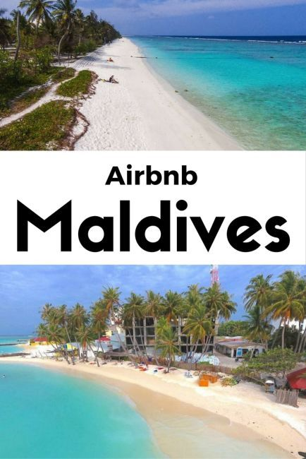 Airbnb Maldives – How To Travel The Maldives On A Budget. List of cheap Hotels and guest houses in the Maldives.