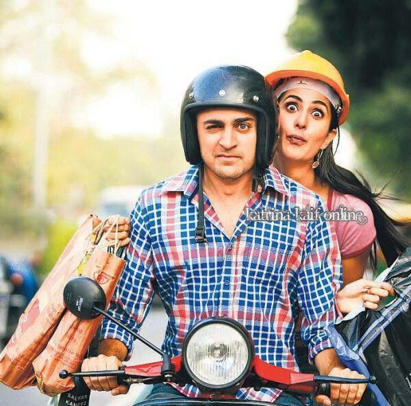 Mere brother ki dulhan Imran Khan Katrina Kaif Bollywood Indian Movie couple