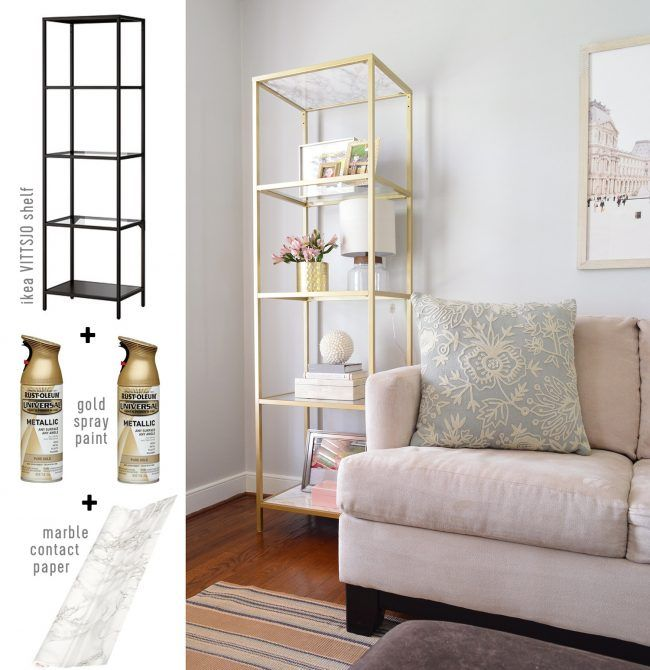 Young House Love | Easy Makeover: Taking A Neutral Living Room From Plain To Polished | http://www.younghouselove.com