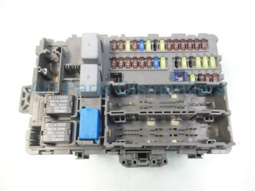 Used 2011 Honda Odyssey DRIVER DASH FUSE BOX  38200-TK8-A22 38200TK8A22. Purchase from https://ahparts.com/buy-used/2011-Honda-Odyssey-DRIVER-DASH-FUSE-BOX-38200-TK8-A22-38200TK8A22/107939-1?utm_source=pinterest