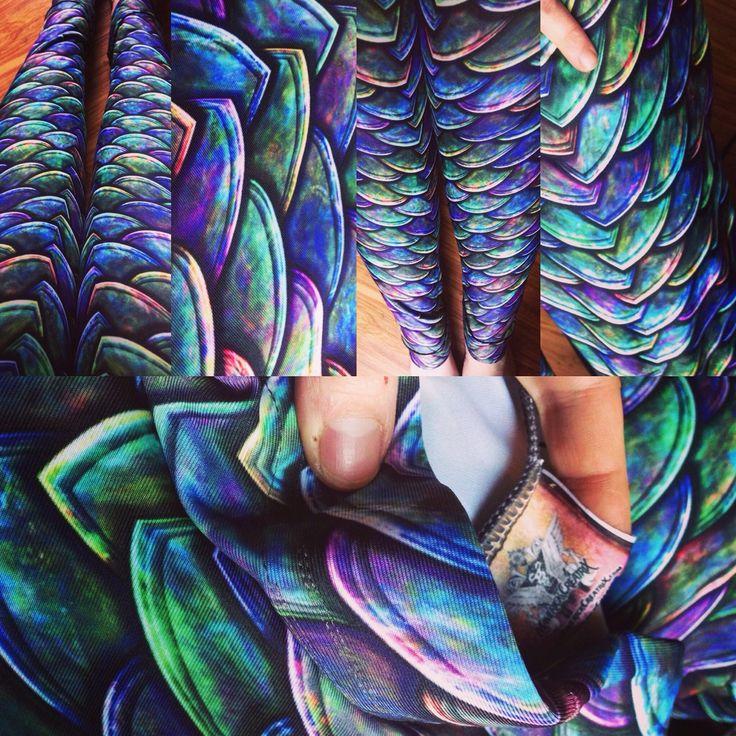 #motherofdragons leggings collage
