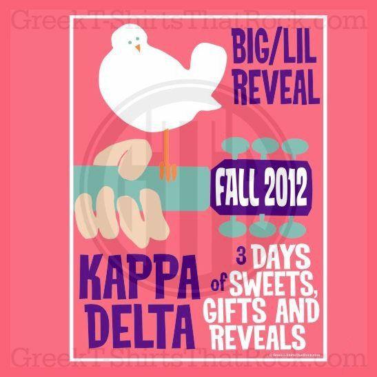OOOOOO MUST MAKE AND CHANGE TO ALPHA SIGMA ALPHA!!! Kappa Delta, KD, Big, Little, Sisterhood, Sorority, Sixties, Hippie, Woodstock. Buy your sorority, bid day, recruitment and fraternity rush shirts with GreekTshirtsThatRock today 800-644-3066