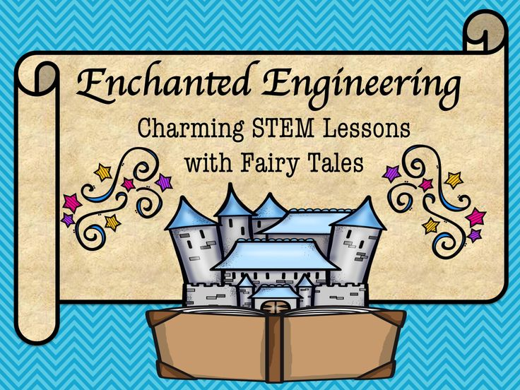 Blog filled with ideas about integrating engineering and fairy tales.