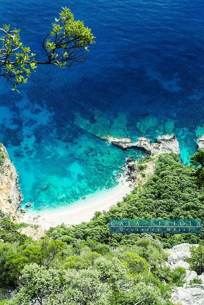 Cala Biriola, Gulf of Orosei, Sardinia, Italy ✯ ωнιмѕу ѕαη∂у