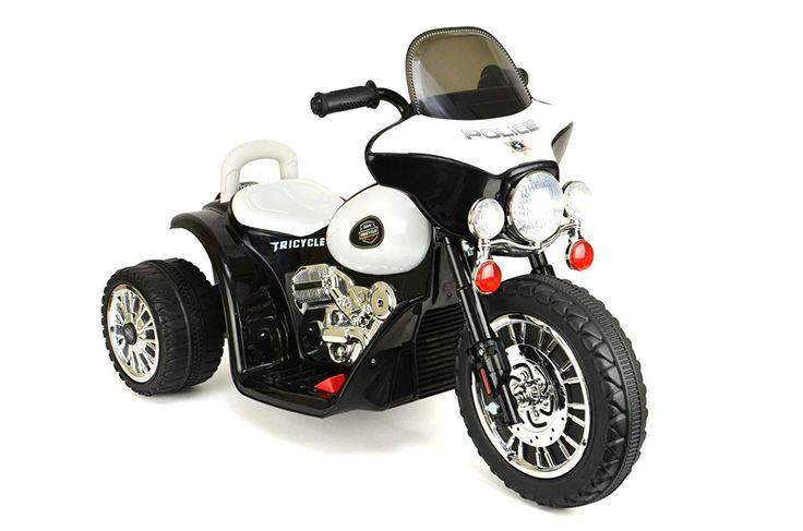 Der Spielzeugtester hat das Elektro Kindermotorrad